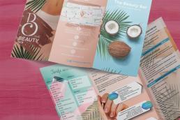 flyer design saino portfolio