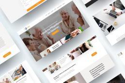 web design SAINO Timisoara