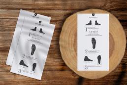 ghid masurare marime pantofi design saino