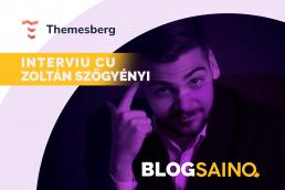zoltan themesberg interviu blog SAINO
