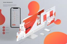 portofoliu web design saino