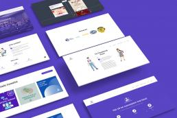 portofoliu web design saino digital marketing