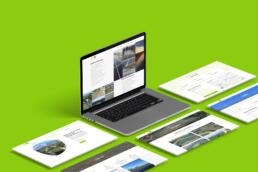 portofoliu website responsive saino timisoara